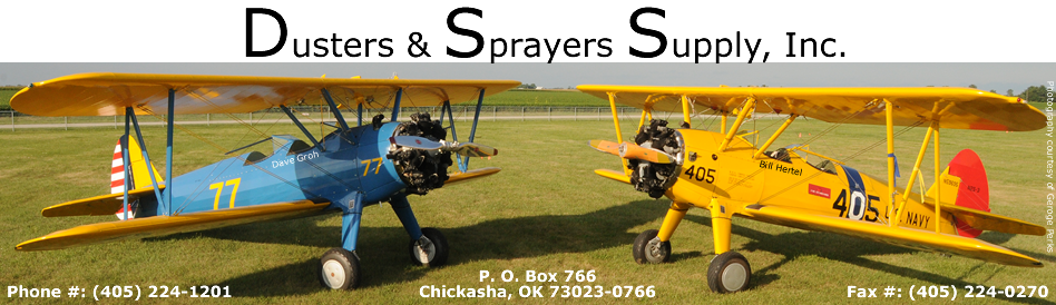 Dusters & Sprayers Supply, Inc.